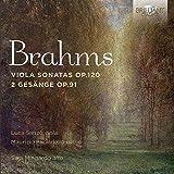 Viola Sonatas & 2 Gesänge