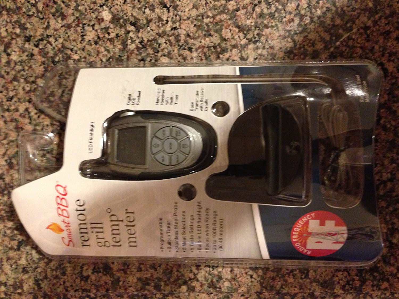 Remote Digital Thermometer