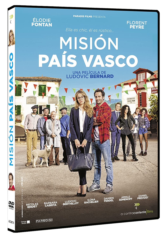 Misión País Vasco [DVD]