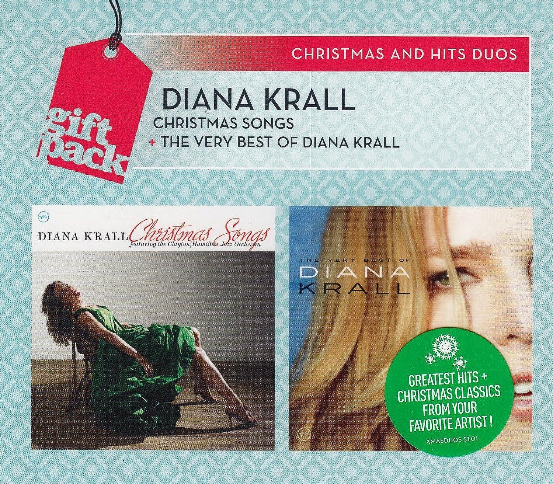 diana krall christmas hits duos 2 cd amazoncom music - Diana Krall Christmas Songs
