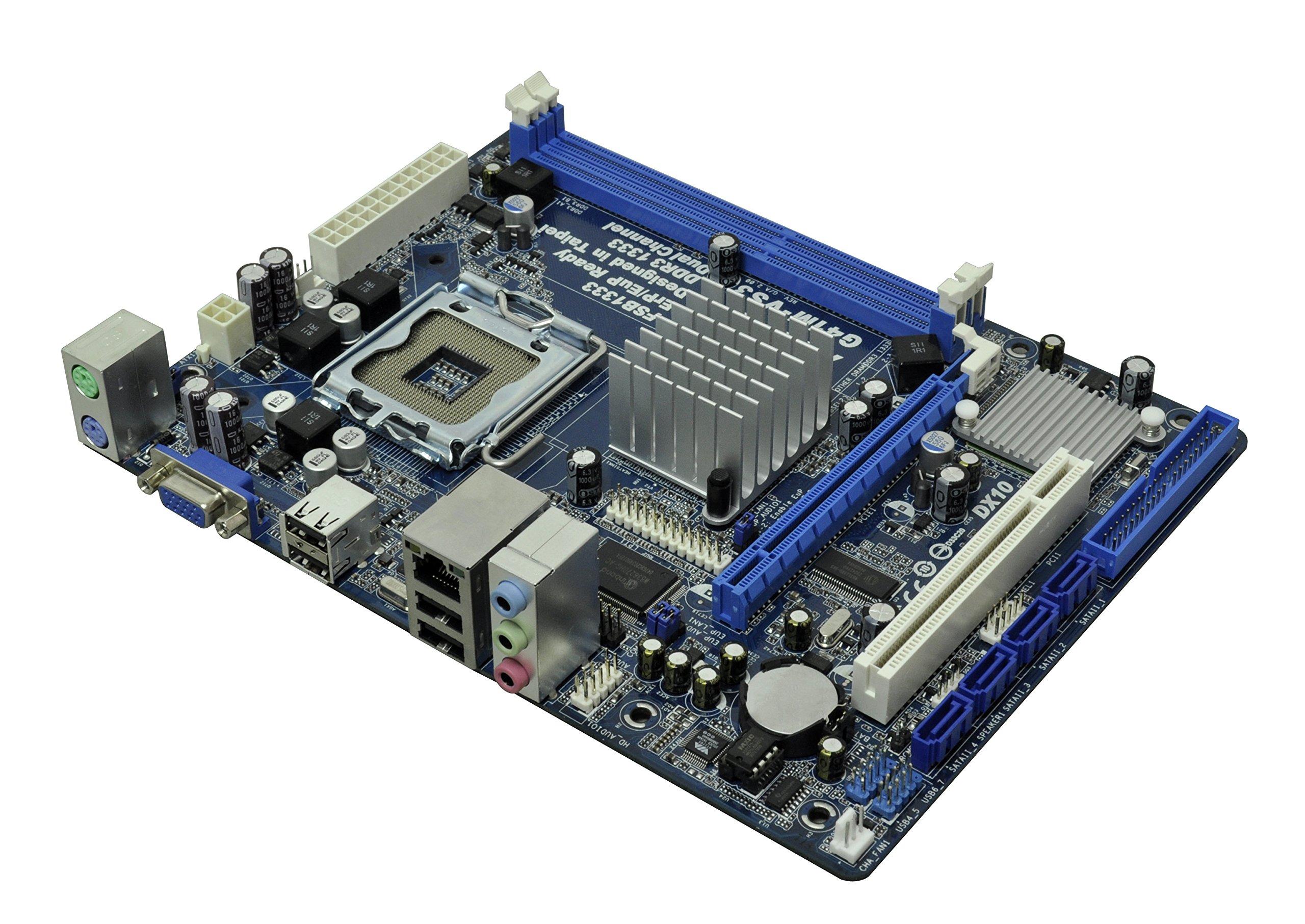 ASRock G41M-VS3 R2.0 Core 2 Quad/Intel G41/ DDR3/ A&V&L/Micro ATX LGA 755 Motherboard by ASRock (Image #3)
