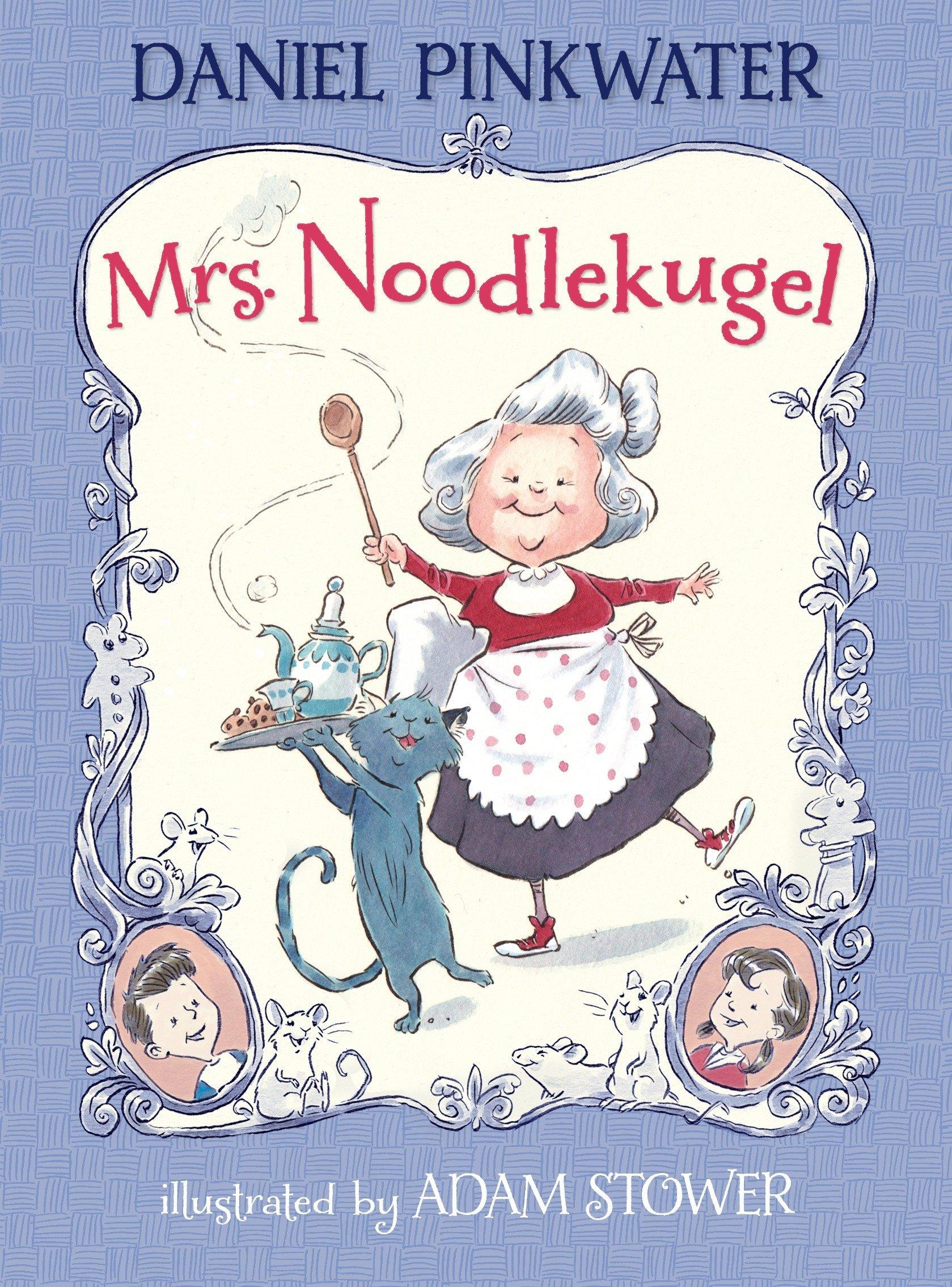 Download Mrs. Noodlekugel PDF