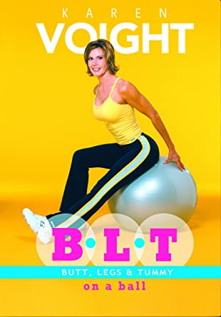 Amazon. Com: karen voight: total body training: karen voight.
