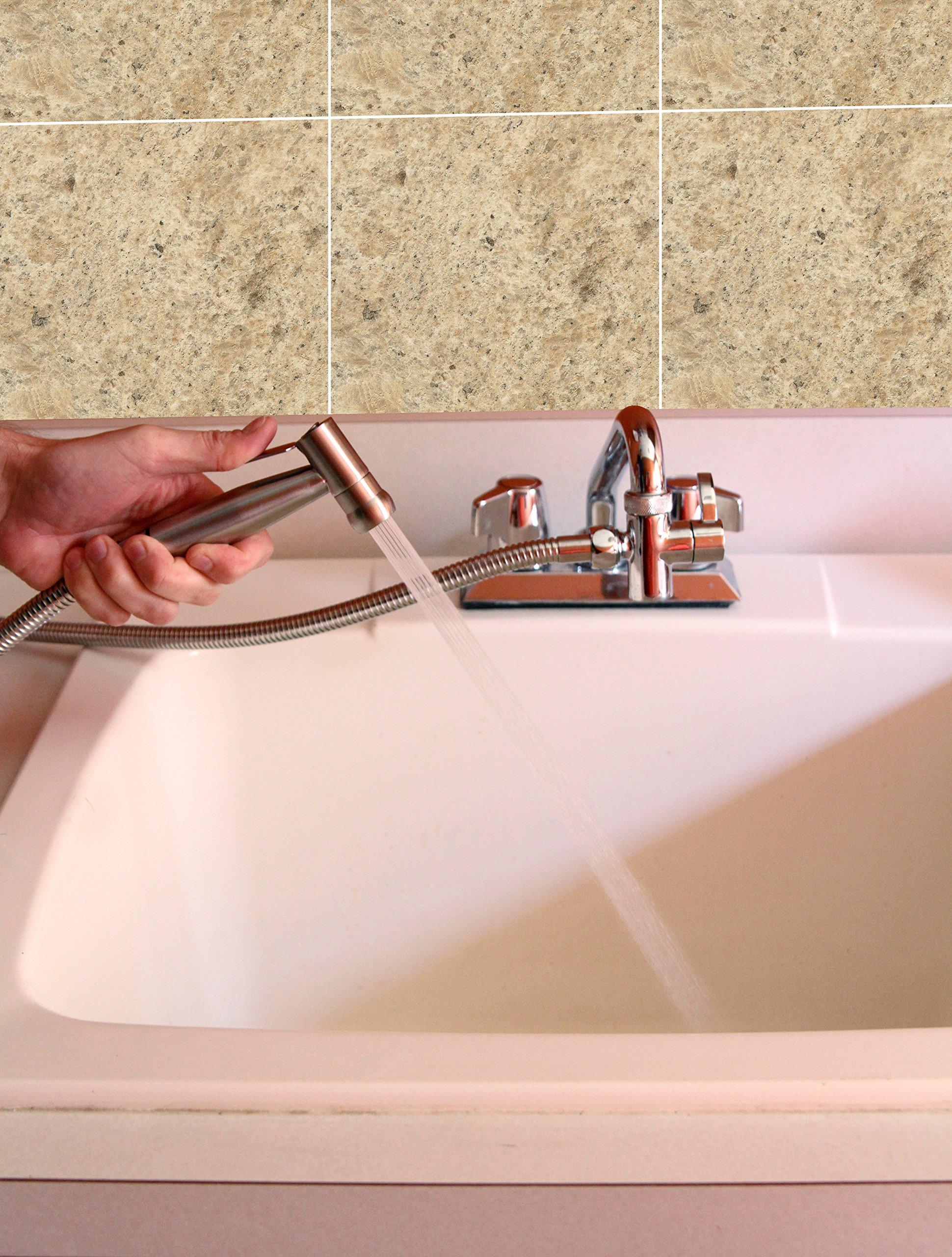 Smarterfresh Faucet Sprayer Warm Water Bidet Hot And Cold Bidet