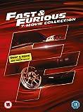 Fast And Furious 1-7 Dvd + Bonus Disc - Bonus Disc (8 Dvd) [Edizione: Regno Unito] [Import italien]