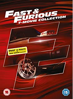 Pack: Fast And Furious (1-6) [DVD]: Amazon.es: Paul Walker, Vin ...