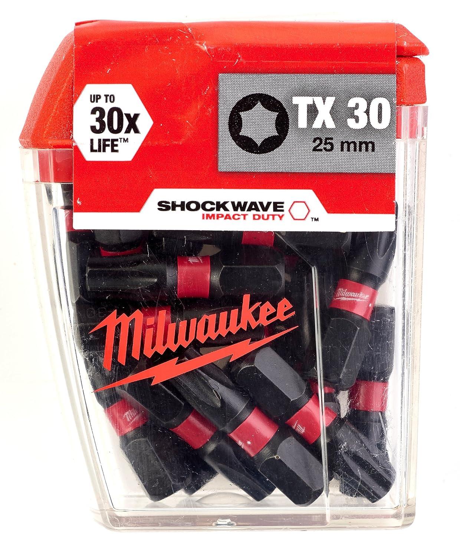 Multicolore Milwaukee 4932430853 Embout de Vissage pour Visseuses /à Chocs