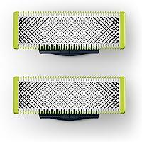 Wymienne ostrze Philips OneBlade - Pasuje do wszystkich uchwytów OneBlade - 200 ruchów na sekundę - Przycinanie…