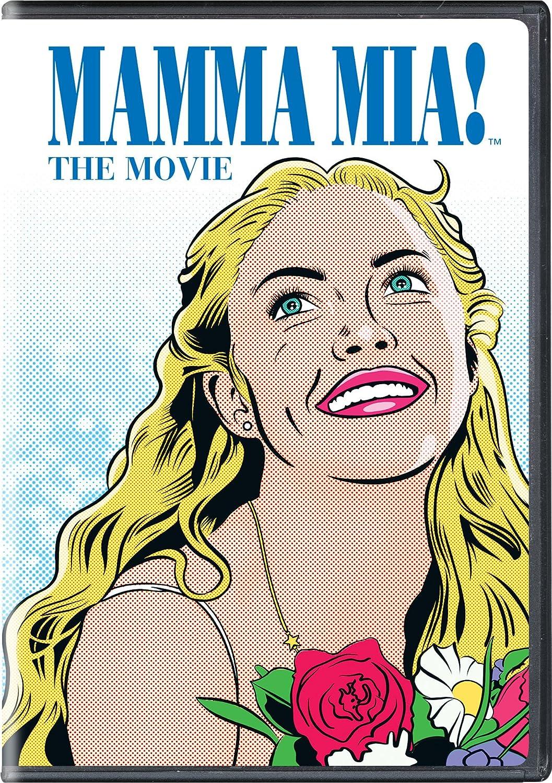 Mamma Mia! The Movie [USA] [DVD]: Amazon.es: Meryl Streep, Pierce ...