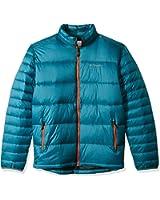 Zeagoo Men's Trench Coat Winter Long Jacket Double ...