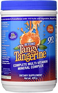 Beyond Tangy Tangerine T.V. 3 Pack, Tangy Orange