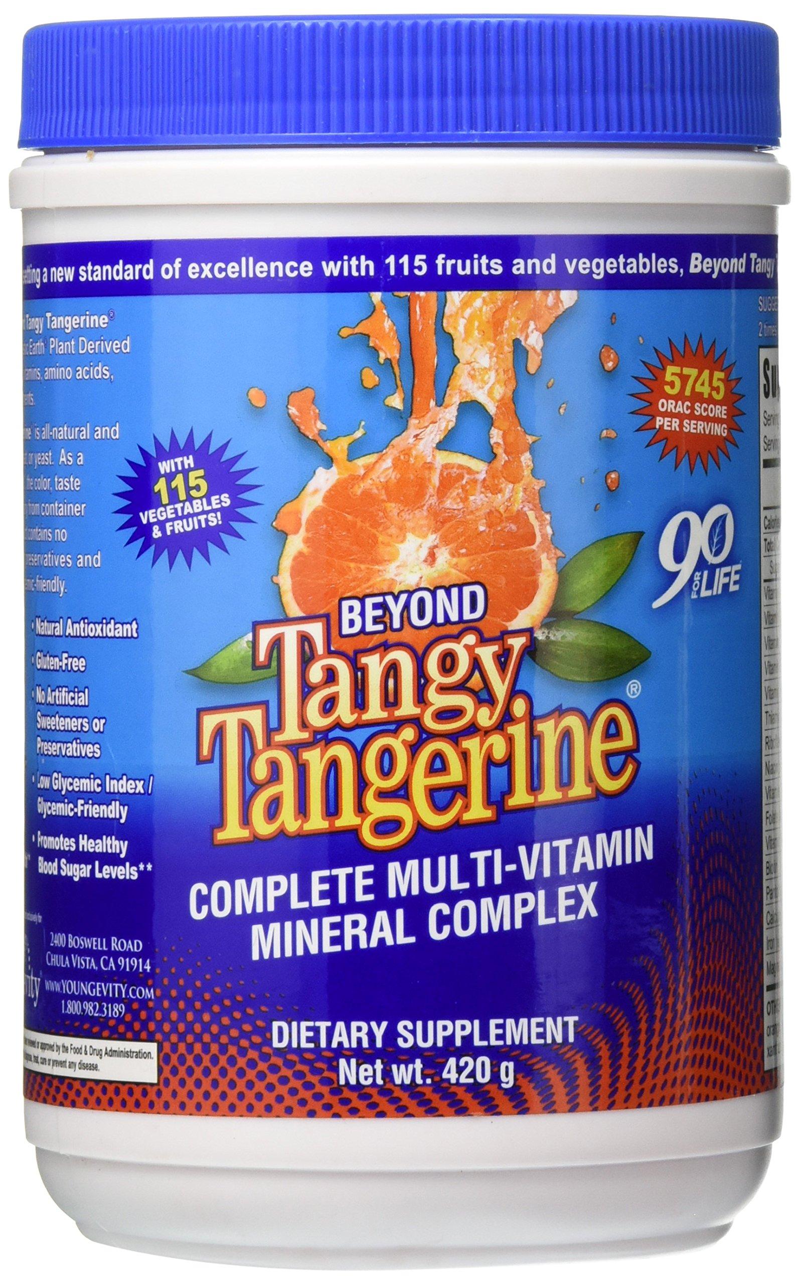 Beyond Tangy Tangerine   T.V. 3 Pack, Tangy Orange