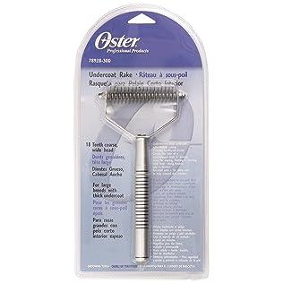 Oster Dog Rake and Shedding Brush