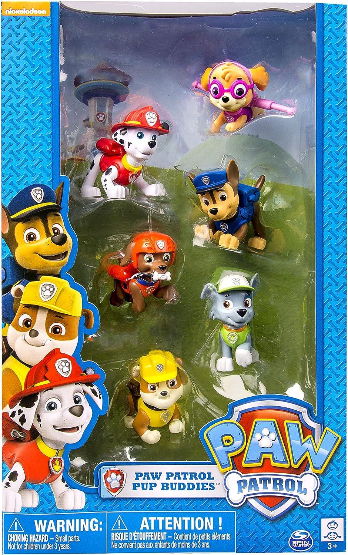 Paw Patrol-Pat Patrouille Figurine 7pcs//Ensamble jouets pour enfants cadeaux