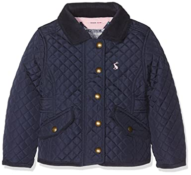 3119406b5 Amazon.com  Joules Girls  Newdale Quilted Coat  Clothing