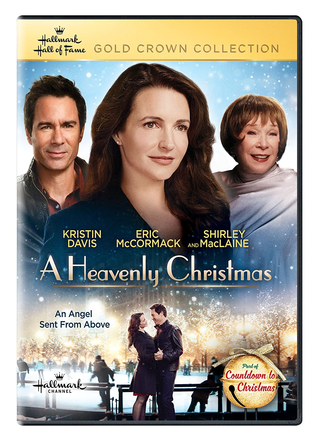 Amazon.com: Hallmark Hall of Fame: A Heavenly Christmas: Kristin ...