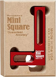 product image for Woodpeckers Precision Woodworking Tools MINISQUARE Mini Square