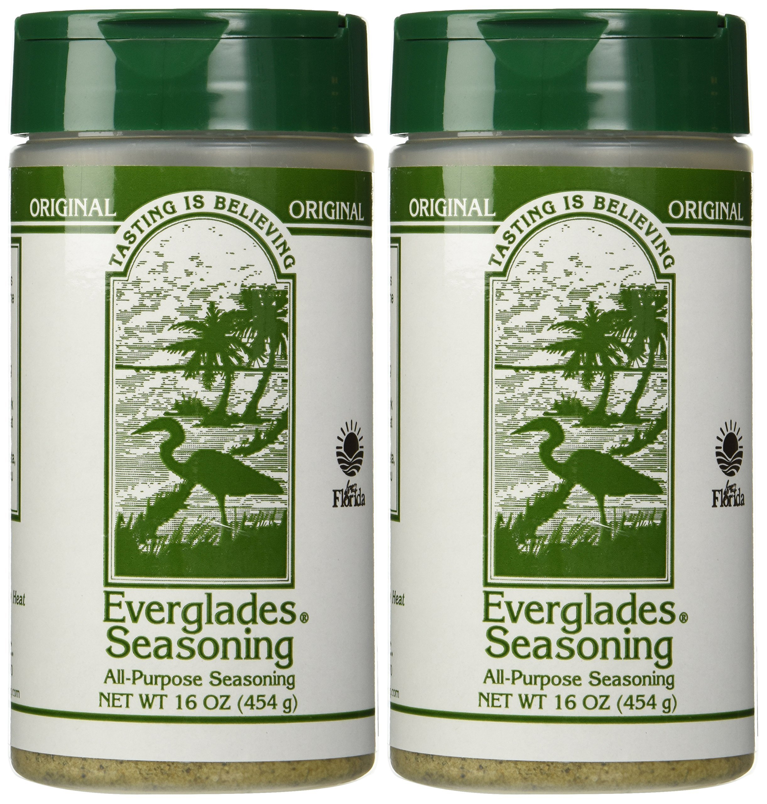 Everglades Seasoning, 16 oz, Case Pack of 2