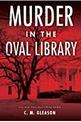 Murder in the Oval Library (Lincoln's White House Mystery Book 2) Kindle Edition