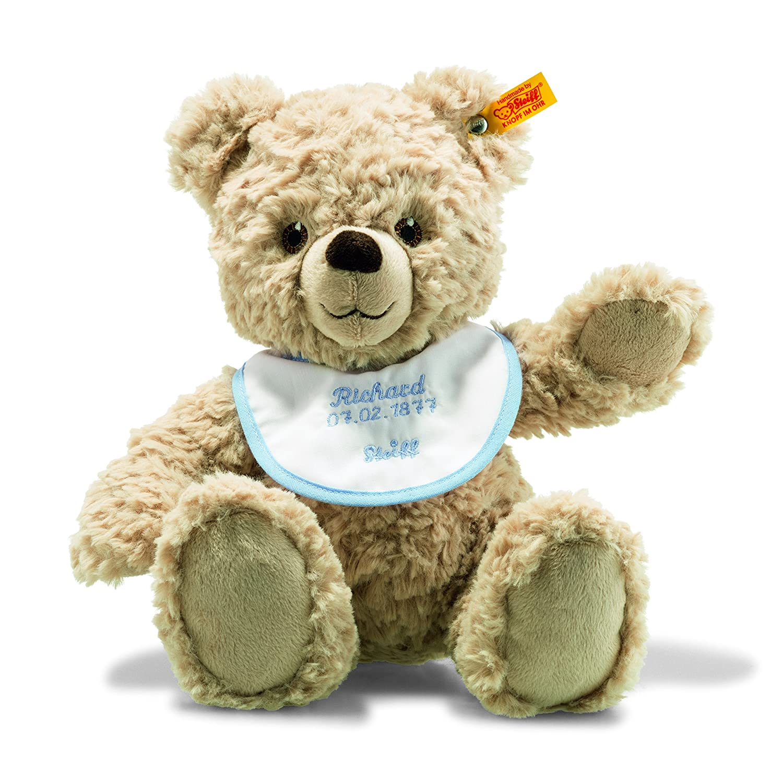 Steiff 241215 Teddybär zur Geburt, beige