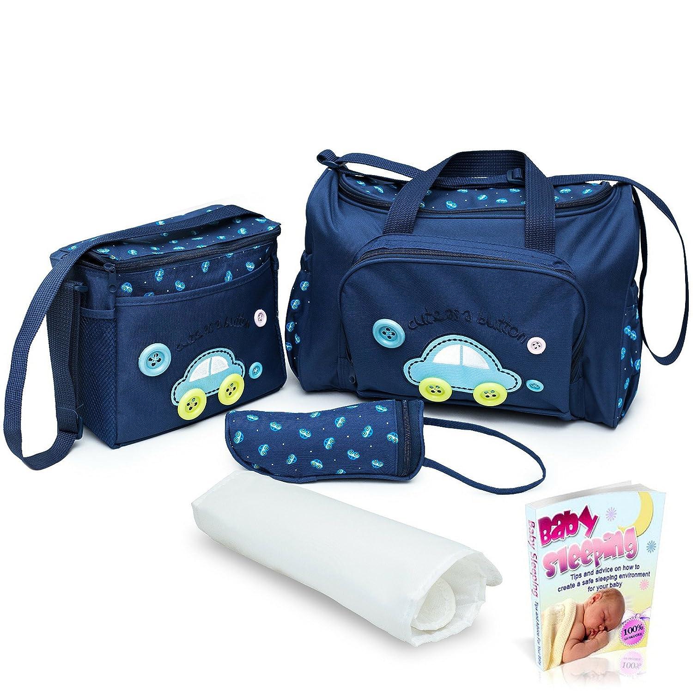 8.Pack your diaper bag