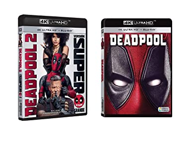 Pack Deadpool - Incluye: Deadpool 2 + Deadpool Blu-Ray 4k Uhd Blu-ray: Amazon.es: Cine y Series TV