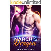 Narchis Dragon (Dragons of Brevia: Shadow Squad Book 1)