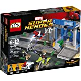 LEGO Super Heroes ATM Heist Battle 76082 Building Kit
