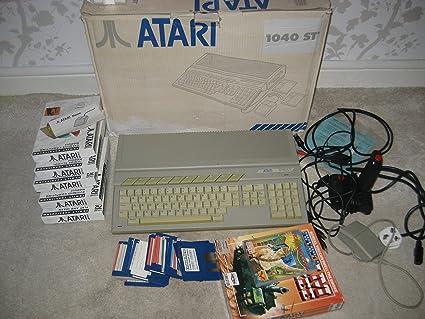 Atari st computer 1040: Amazon co uk: PC & Video Games