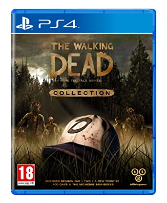 The Walking Dead Telltale Series Collection (PS4): Amazon co