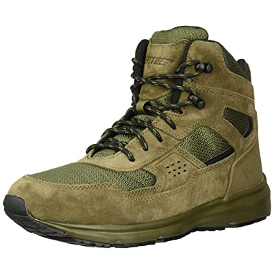 Bates Men's Raide Sport Mid Fire and Safety Boot: Shoes