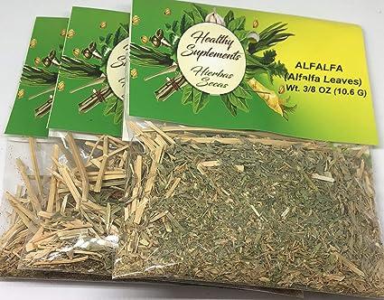 Alfalfa propiedades para adelgazar