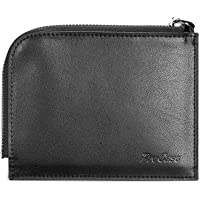 Genuine Leather Coin Purse Mini Change Pouch Card Case Small Zipper Wallet Coin Bag For Men Women