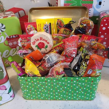 Christmas Candy Gifts.Amazon Com Glam Lux Mexican Posada Christmas Candy