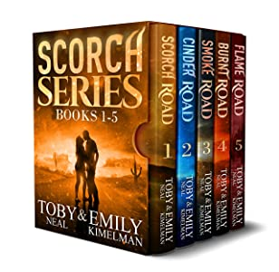 Scorch Series Box Set (Books 1-5)