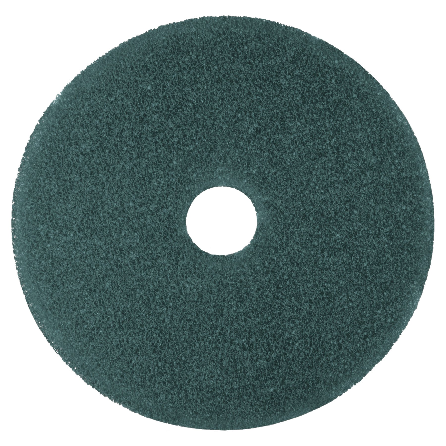 3M Blue Cleaner Pad 5300, 17'' Floor Care Pad (Case of 5) by 3M