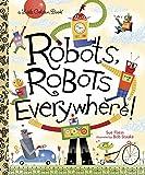 LGB Robots, Robots Everywhere! (Little Golden Book)