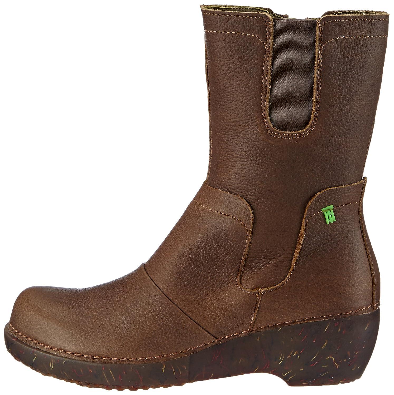 Nc71 Grain Land/Tricot, Womens Boots El Naturalista