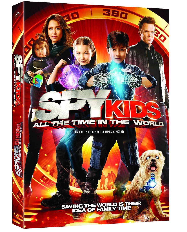 Spy Kids: All The Time In The World Jessica Alba Jeremy Piven Joel McHale Rowan Blanchard