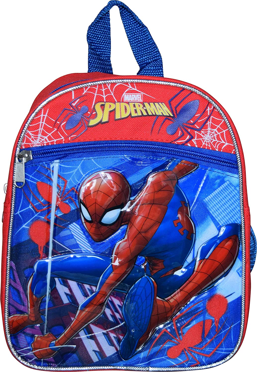 Amazon.com: Marvel Spider-Man - Mini mochila de 10.0 in con ...
