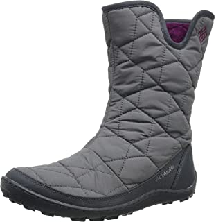 Amazon.com | Columbia Women's Minx Slip II Omni-Heat Winter Boot ...