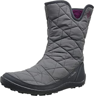 Amazon.com | Columbia Youth Minx Slip Omni-Heat Waterproof-K Snow