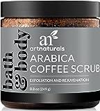 Art Naturals Café gommage scrub - exfoliant - (8,8 oz/250ml)