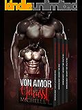 Von Amor geküsst: Ein Milliardär - Liebesroman (Ein Valentinstagsromanzen-Sammelband 1)