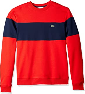 Lacoste Mens Water-Resistant Taffeta Jackets with ...