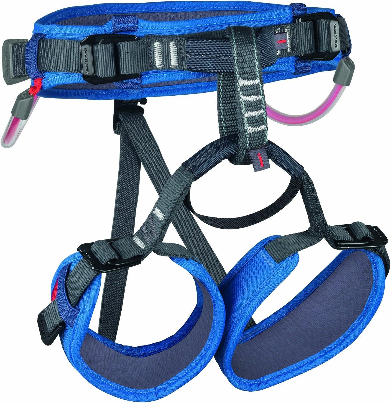 Mammut Escalada cinturón de Asiento Infantil para niños, Lapis Naranja, Talla única, 2110-01010-5352