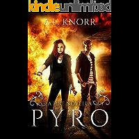 Pyro: A Fire Novella (The Elemental Origins Series)