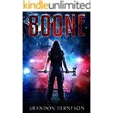 Boone: A Slasher Tale