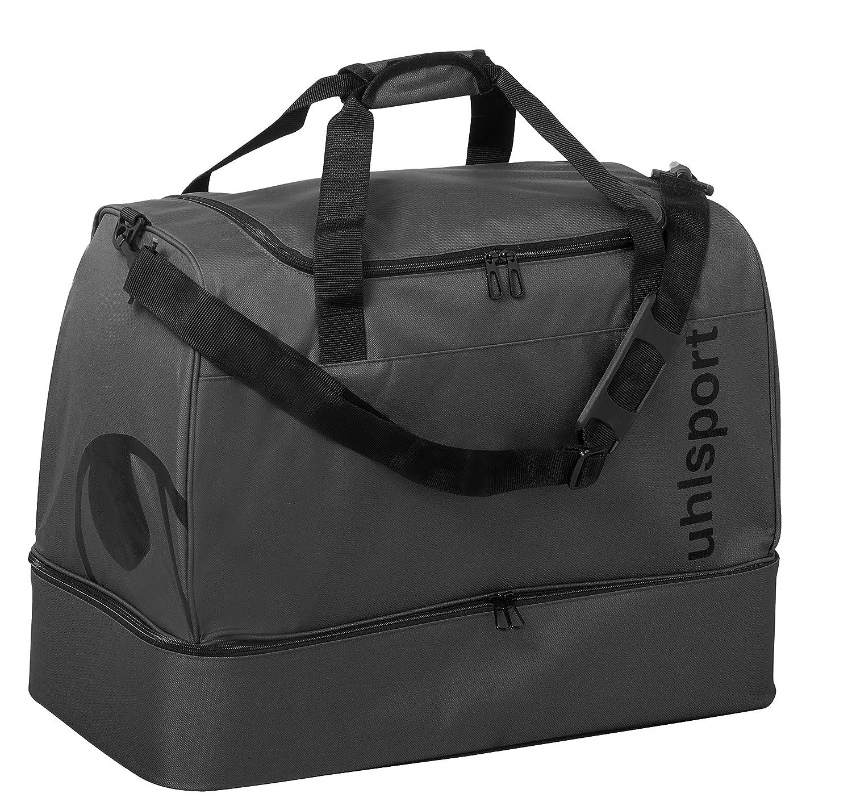 UHL Essential 2.0 Players Sporttasche, 45 cm, 75 liters, Mehrfarbig (Anthracita/Fluo Amarillo) 100425605