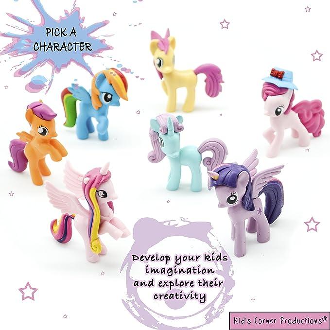 Tolle Meine Kleine Pony Equestria Mädchen Färbung Seiten Seltenheit ...